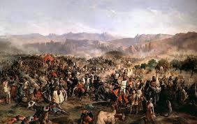 la bataille de Las Navas de Tolosa