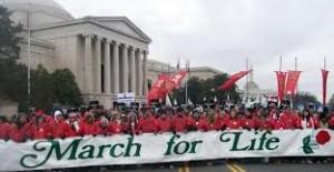 Marche pour la Vie de Washington
