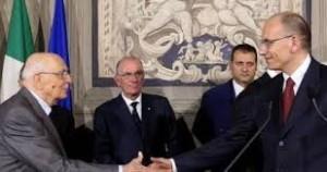 gouvernement Napolitano-Letta
