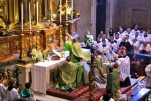 Messa Pontificale San Pietro