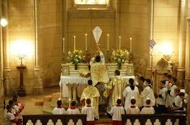 Messe dans la forme extraordinaire du rit romain