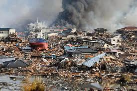 Tremblement de terre et tsunami au Japon