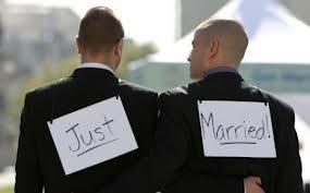 """mariage"""" homosexuel"""