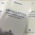 Eglise catholique: Amoris Laetitia, premières réflexions sur un document catastrophique