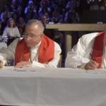 Eglise catholique: Luther, à genoux 500 ans après