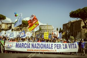 march for life rome 2017